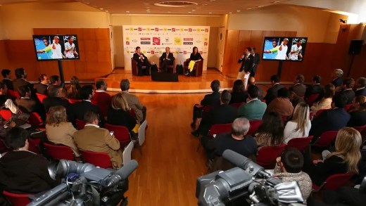 Apresentação do Estoril Open 2016, em direto