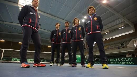 Nuno Marques já definiu o quarteto para defrontar Israel na Taça Davis