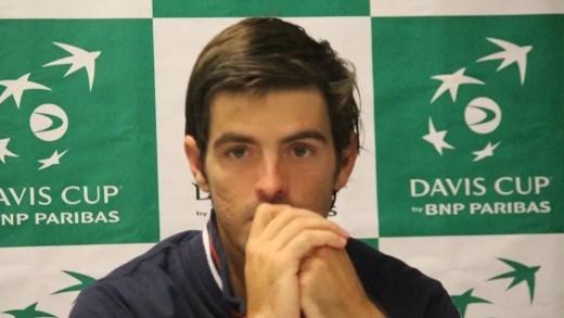 Gastão Elias e o Grupo Mundial: «Pode ser um momento único na história do ténis português»