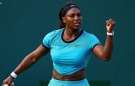 CONFIRMADO: Serena Williams está mesmo grávida de cinco meses