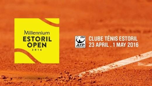 Horário para o último dia do Millennium Estoril Open 2016