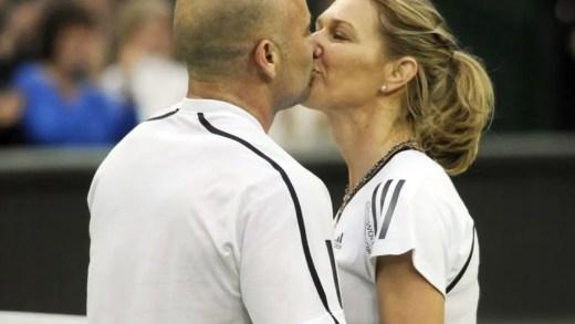 7 beijos inesquecíveis dados (e recebidos) no court