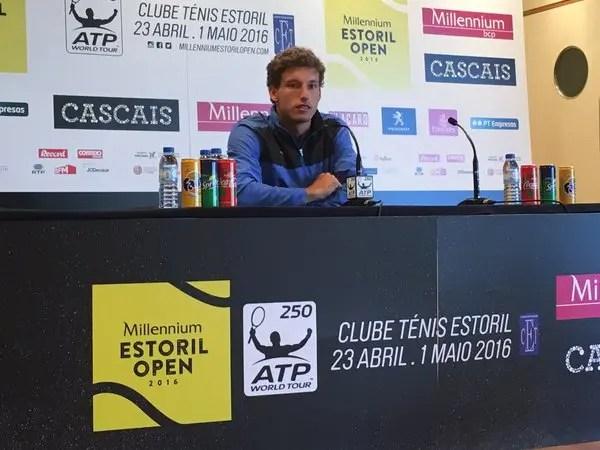 Carreño Busta: «A qualidade do encontro não foi a melhor mas era muito importante chegar à final»