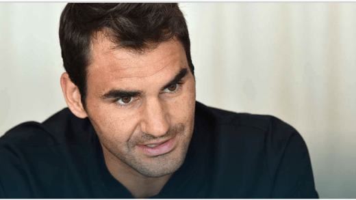 Federer diz que não vai jogar na semana do Estoril Open