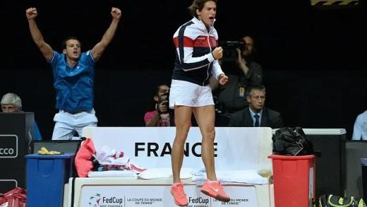 Rep. Checa e França jogam final inédita da Fed Cup; Rússia e Itália despromovidas