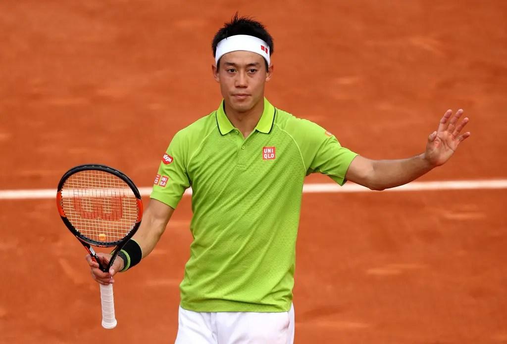 Nishikori gosta de Portugal e dos portugueses, mas fecha a porta ao Estoril Open