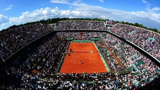 Obras de Roland Garros param… três dias depois do recomeço