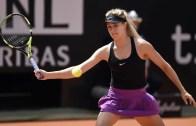 Bouchard diz que precisa de um milagre para jogar Roland Garros