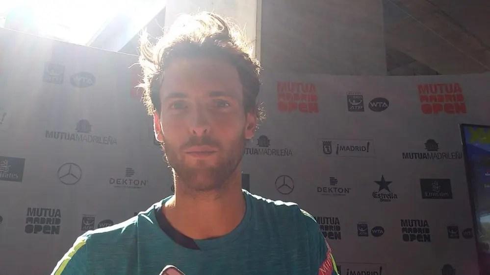 João Sousa terá nova jornada dupla esta quarta-feira em Roma