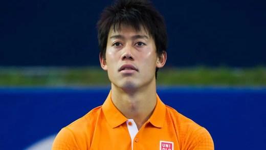 Big in Japan. Já só há um tenista que ganha mais em contratos publicitários do que Kei Nishikori