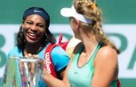 Azarenka: «Espero que Serena volte. Vou sentir muito a falta dela»