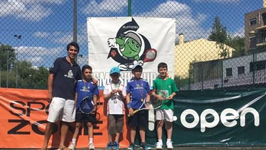 12.ª Etapa Smashtour Zona Norte – Clube de Ténis de Coimbra