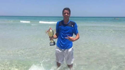 Daniel Rodrigues brilha na Tunísia e sagra-se campeão