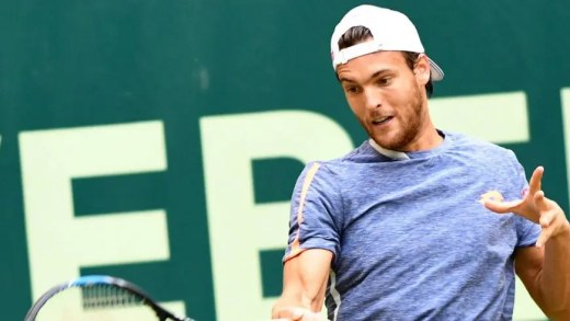 ATP de Nottingham tem João Sousa e será transmitido pelo Eurosport