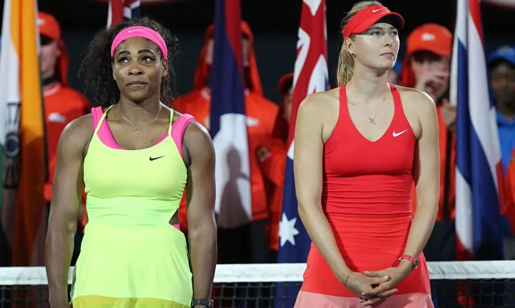 Australian Open convida Sharapova para o lugar de Serena na cerimónia do sorteio