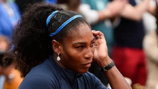 Serena: «Lesão? Não me vou sentar aqui e arranjar desculpas»