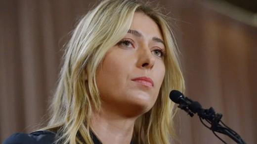 Sharapova: «Não preciso de ser amada pelas minhas adversárias»