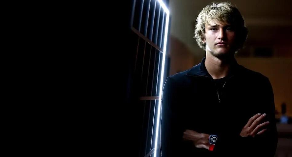 Alexander Zverev: uma jovem máquina de fazer dinheiro