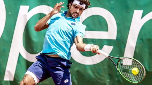 Frederico Silva cede na final e falha conquista do título na Tunísia
