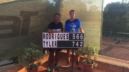 Daniel Rodrigues campeão em Leiria
