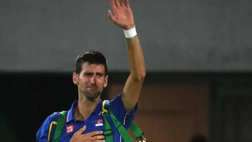 Goran, tio de Djokovic, sobre derrota nos Jogos Olímpicos: «Nunca o tinha visto chorar assim»