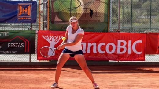 Maria João Koehler ultrapassa com êxito a última ronda da fase de qualificação em Montemor