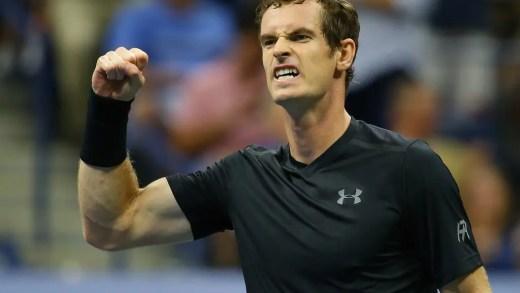 Murray comenta vitória frente a Dimitrov: «Não lhe dei hipóteses»