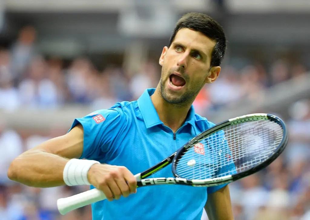 [VÍDEO] Um comentador da ESPN pronunciou o nome de Djokovic da pior maneira possível