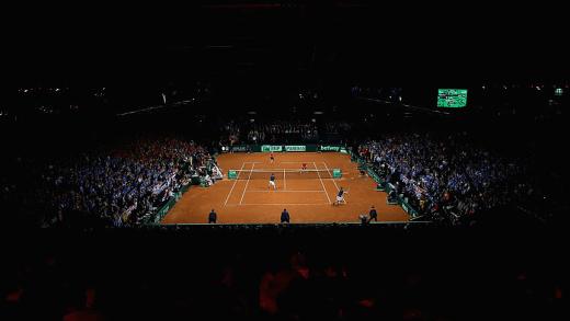 ITF anuncia mudança no conceito das finais da Taça Davis e Fed Cup