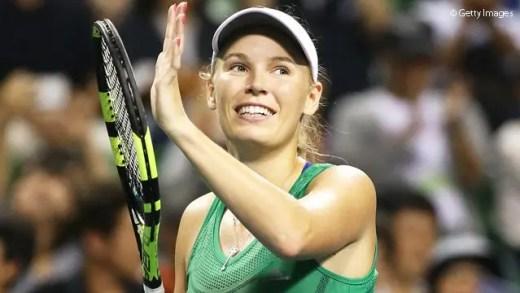 Caroline Wozniacki é campeã em Hong Kong e regressa ao top-20