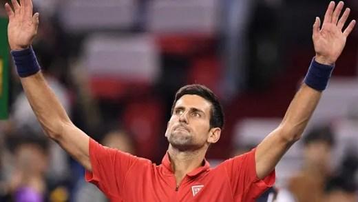 [Vídeo] Eis a equipa técnica de Novak Djokovic para 2017
