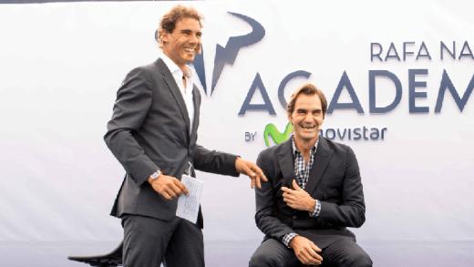 Nadal sem rodeios: «Sim, posso passar os Grand Slams de Federer, mas… »