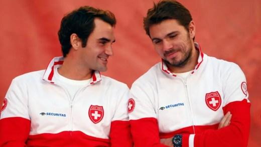 [Video] Fã chama por Roger Federer no encontro de… Stan Wawrinka