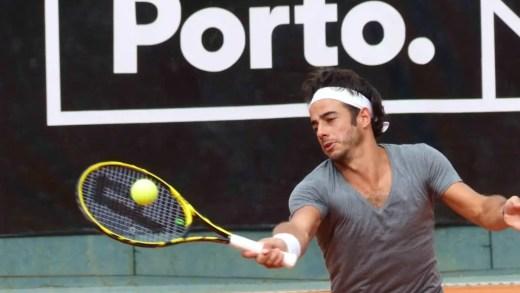 Fred Gil continua em grande forma rumo aos 'quartos' no ITF de Hammamet