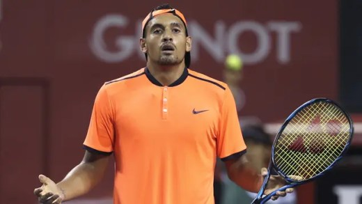 Kyrgios desiste antes do encontro e Federer está nas meias-finais de Indian Wells