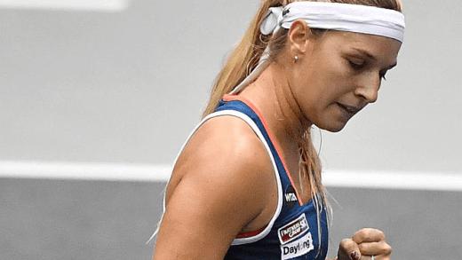 Luta pelas WTA Finals ao rubro. Cibulkova está na final em Linz e tira Konta da corrida