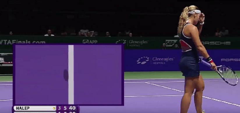[Vídeo] Cibulkova e a importância de guardar os challenges para a altura certa