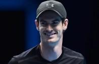 Andy Murray e o tornozelo: «Assim que me comecei a movimentar pareceu-me bem»