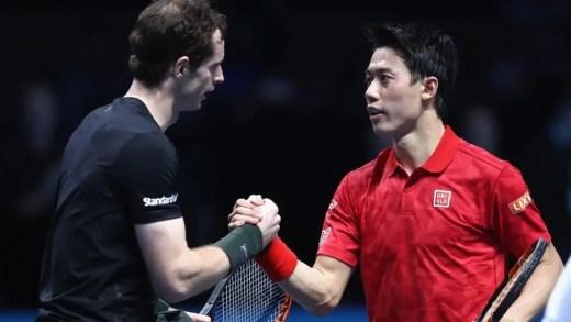 Murray resiste a Nishikori numa das batalhas do ano e soma 21.ª vitória seguida