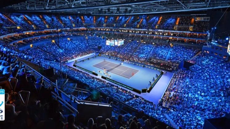 ATP Finals deste ano foi o mais concorrido de sempre