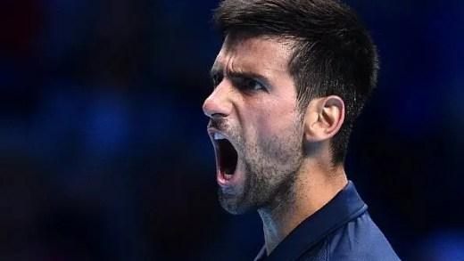 Atitude de Djokovic na final de Doha vale multa… de 2 mil euros