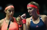 Conhecido o elenco de França e Rep. Checa para a final da Fed Cup