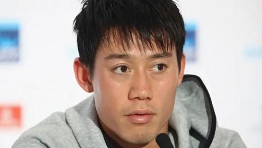Kei Nishikori: «O Djokovic vai voltar (ao topo) ainda mais forte»