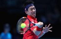 [VÍDEO] Kei Nishikori regressa à competição cinco meses depois… num Challenger, em DIRETO