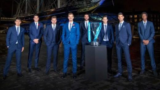 Qual dos oito jogadores que vai a Londres é melhor a salvar pontos de break?