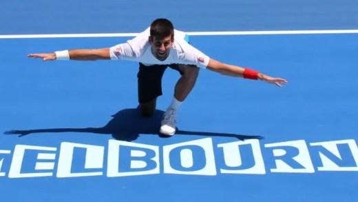 Novak Djokovic disputa apenas quatro torneios até abril
