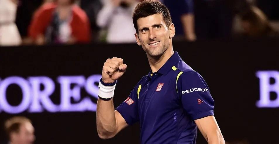 'Uma Noite com o Novak', um espectáculo solidário em véspera do Open da Austrália
