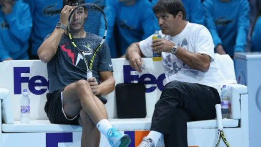 Jogadores querem on-court coaching no circuito ATP