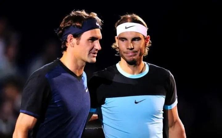 Os números que estão em jogo na final Federer-Nadal do Australian Open 2017