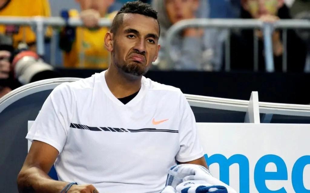 Ex-treinador de Sampras e Federer: «Kyrgios é o jogador mais talentoso que apareceu no ténis desde o Roger»